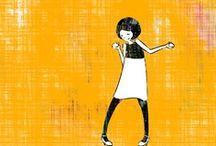 Illustrations {whimsical} / by Ana Torrez