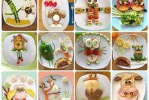 comida / by luisa rico prieto