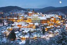 Zima v ČR / Winter in Czech Republic / Winter landscapes / by OREA HOTELS
