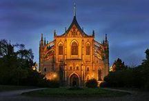 Městské památky / Monuments and historical buildings in Czech Republic / by OREA HOTELS