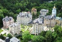Karlovy Vary / Karlsbad  / by OREA HOTELS