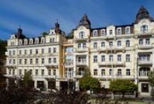 OREA Hotel Excelsior**** / Orea Hotel Excelsior**** Mariánské Lázně, Marienbad, Czech Republic / by OREA HOTELS