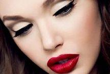Makeup / by Lina Tran