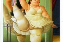 Fernando Botero, pintor,escultor...... / by Mercedes Aluja