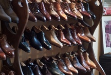 shoes, shoes, shoes……… / by smiling dan