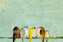 BIRDS / by C FRANYUTTI