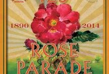 """Rose Parade / Parade Of Roses / Tournament of Roses / Pasadena Rose Bowl / What's a town like Pasadena California doing with an annual flower parade? Creating a GREAT attraction for millions of people to enjoy of course! Their annual """"flower show"""" and parade attracts 700,000+ in extra local shoppers and millions more in extra profits too! They've adding a little """"Extra"""" into the """"ordinary"""" to create an """"Extraordinary"""" garden and flower oriented event for everyone to enjoy! A greener way of doing some BIG business!  Great job Pasadena! / by Parade Of Gardens.com"""