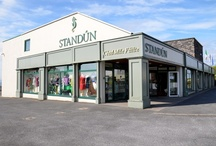 In our Store / Standún was founded in 1946 by May and Máirtín Standún and has been a landmark in Connemara ever since.Standún is known for great value knitwear and good quality Irish products as well as it's Ladies Fashion Department. Standún is now managed by Máirtín and May's grand-daughter Clíona and it very much reflects all that is best in Irish and International produce marrying the traditional and contemporary to stunning effect. Standún is also highly commended by the top European and US tour guides. / by Standun Spiddal