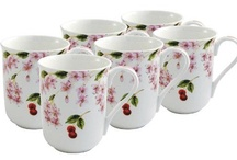 Cherry Blossom Collection by Aynsley / Belleek / by Standun Spiddal