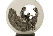 Irish Wedding Gifts from Genesis  / Beautiful Irish Bronze Gifts for Weddings / by Standun Spiddal