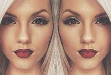 Makeup / makeup ideas / by Carissa Bellm
