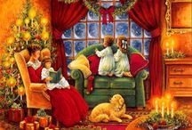 ❤ Christmas ❤ / Christmas is all about CHRIST lets celebrate the birth of our beautiful JESUS  / by Mandy