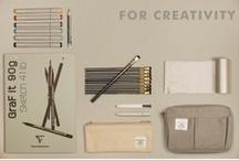 For the desk / Stationery / by Fabiane Mandarino