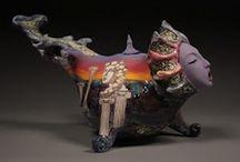 Art - Vessels / by Cheryl Ponce