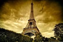 Eiffel Tower / by Sue Elsberry