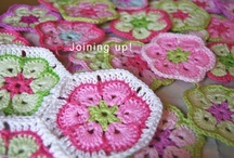 needle crafts / by Sue Elsberry
