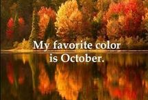 Favorite Season!  / by Ashley Haywood