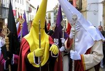 Úbeda, Semana Santa ~Fiestas~ / by Belén Cano Padilla