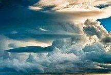 I LOVE Cloudy Skies / by Teresa Paris Franklin