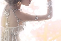 Say yes to this dress / **Beautiful Wedding Dresses** Please follow the Board that you Like, Thanks. •PLEASE• DO NOT PIN MORE THAN 10PINS @ AT TIME• be courteous• / by Sandra Neves