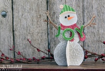 Christmas Crafts / by Jeanette Short