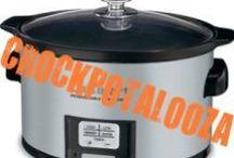Crock Pot recipes / by Alicia Mandeville