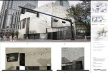 architectural sketches / by v o