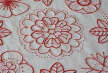 Broderie inspiration / by Les broderies de Sophie