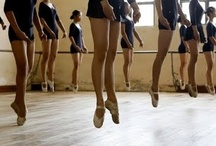 DANCE / Dance ballet and movement and the people that make it work  / by MARK EDWARD KRUPINSKI