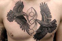 Tattoos / by Hugo Shink Julien