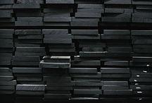 Just Black / by Hugo Shink Julien