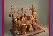 Halloween in miniature 2 / by Katherine Earley