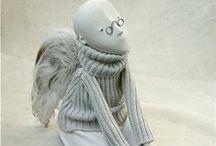 handmade angel / by Claudia Madero