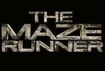 The Maze Runner / The Maze Runner, The Scorch Trials, The Death Cure, and The Kill Order by James Dashner | Movie coming in September 2014 / by Carrie Harrison