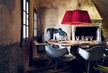 Eclectic Interiors / by Filiz Seven