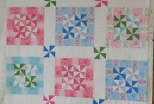 Quilts Pinwheel / by Linda Christie