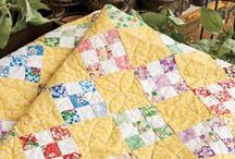 Quilts 1930s Vintage and Reproduction / by Linda Christie