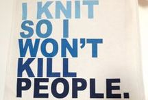 knitting / by Jenny Magnusson