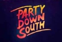 CMT's Party Down South / Pictures and sayings from the cast of CMT's Party Down South / by Tim Hayes