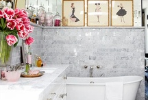 Bathrooms / by Kaye Johnson