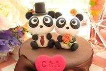 Cute Cakes :) / by Amanda Madrid