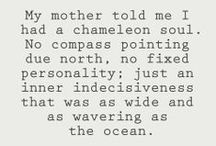 Words of Wisdom / by Emilia Hairston