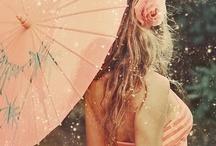 Love for rain...  / by Danijela Pavlovic
