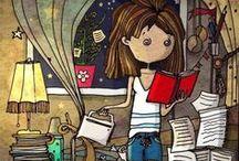 Reading Forever / by edna ann royeton
