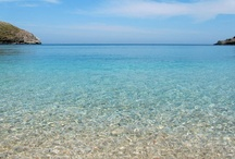 The Beach / More than you can imagine! Ahla beach is among the most beautiful beaches in Greece! / by Onar Andros