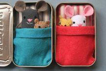 "Arts + Crafts / ""Make love and crochet stuff."" - Etsy / by Pilar Clark"