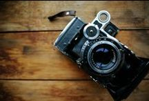 """Picture Taking / """"You don't take a photograph, you make it."""" - Ansel Adams / by Pilar Clark"""