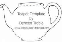 Template Loves / by Gaynelle Callaway