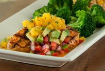 Making Lighter Choices / Some of these delicious options make it easy to cut calories without losing any flavor. Pin your favorite to your healthy inspiration board! / by Chili's Grill & Bar