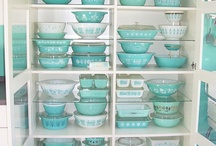 Pyrex swoon / by Eye Candy Home Decor Tami Pullins